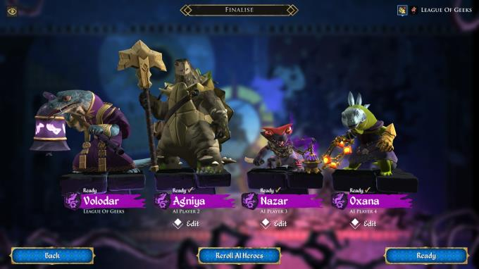 Armello The Dragon Clan Torrent Download
