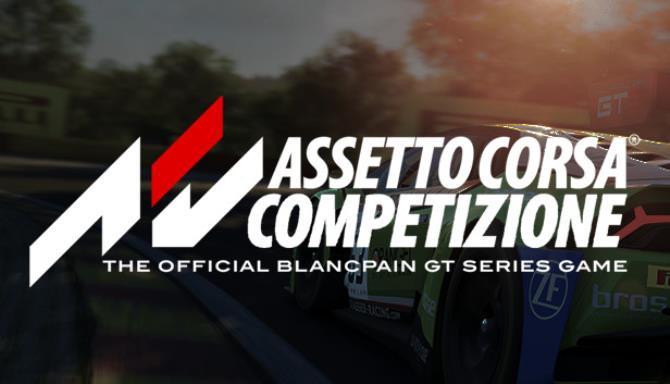 Assetto Corsa Competizione Update v1 0 8 Free Download