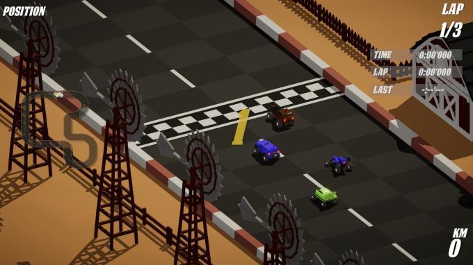 Omega Racers Torrent Download