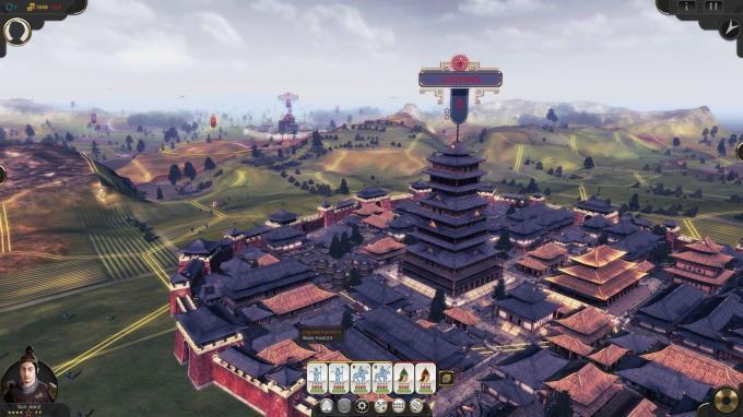 Oriental Empires Three Kingdoms Update v20190902 PC Crack