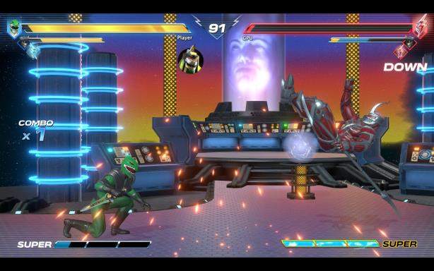 Power Rangers Battle for the Grid Torrent Download