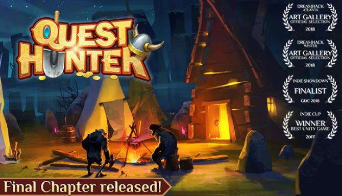 Quest Hunter Update v1 0 12 Free Download