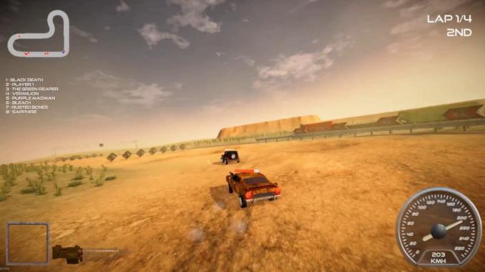 Rock n Rush Battle Racing Torrent Download
