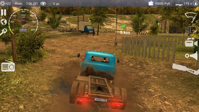 Russian Car Driver 2 ZIL 130 PC Crack