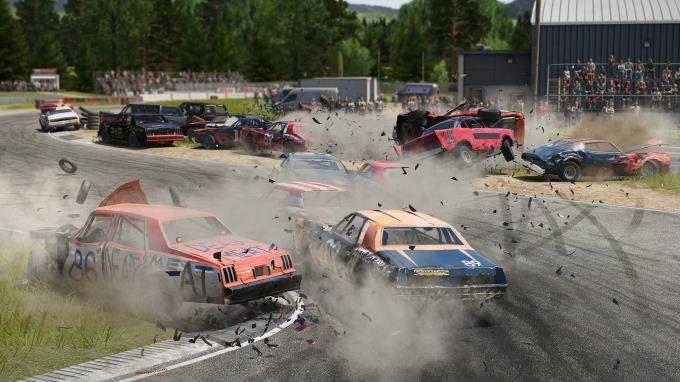 Wreckfest Update v1 250726 Torrent Download