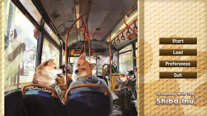 A Summer with the Shiba Inu Torrent Download