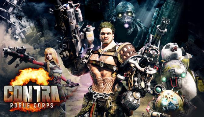 Contra Rogue Corps Update v1 2 0 incl DLC Free Download