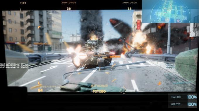 Tokyo Warfare Turbo Update v1 0 0 5 incl DLC PC Crack