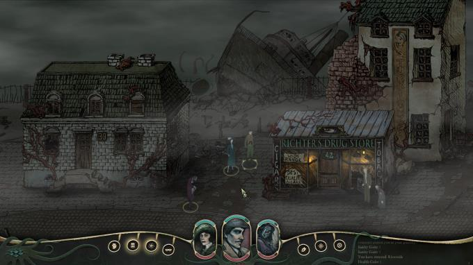 Stygian Reign of the Old Ones Update v1 1 5 PC Crack