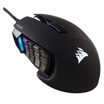 Corsair pro ergonomische game muis