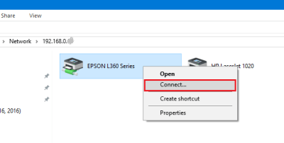 how to share usb printer in windows pc