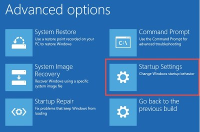 Start Windows in Safe Mode with Networking