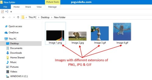 merge images into pdf file