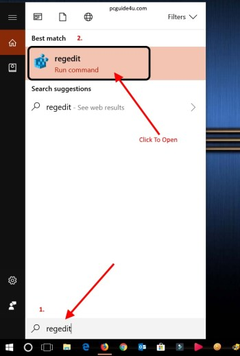 how to fix missing notification area icon?
