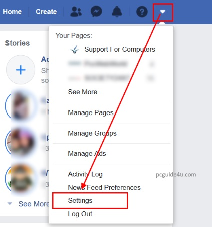 Download Facebook Data – Backup Photos, Videos, Messages