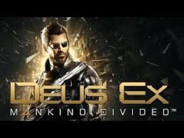 Deus Ex: Mankind Divided PC Codex Game Free Download