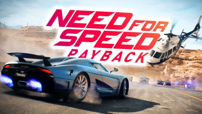 Need for Speed Payback Activation Key PC Game Download