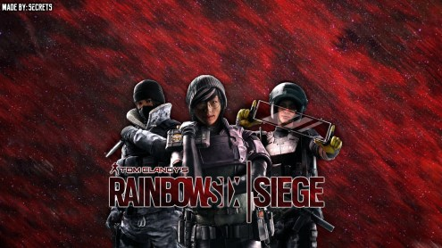 Tom Clancy's Rainbow Six Siege CD Key PC Game For Free Download