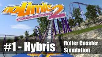 NoLimits 2 Roller Coaster Simulation v2.5.7.1 Crack Codex Free Download