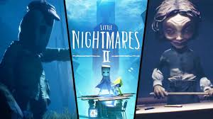 Little Nightmares 2 Download Crack Torrent PC-CPY