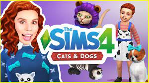 The Sims 4 Cats and Dogs Crack Codex Torrent Free Download 2021