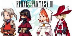 Final Fantasy III Crack PC +CPY Free Download CODEX Torrent