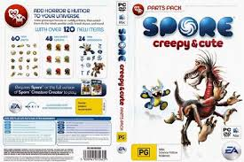 Spore Creepy And Cute Parts Pack Crack Free Download PC +CPY