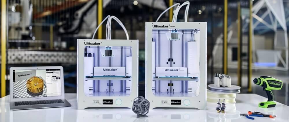 Dünyanın en iyi 3D yazıcı firması Ultimaker Türkiye'de