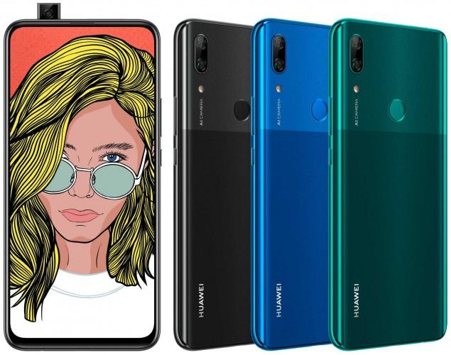 Huawei P Smart Z'nin Fiyat Etiketi ve Teknik Özellikleri Ortaya Çıktı