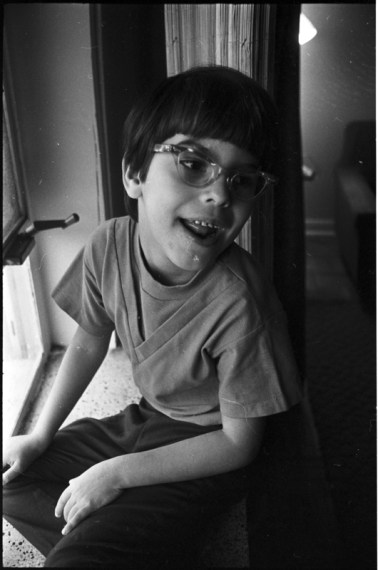 Photo by John Franke, Nov. 1968. Clara Thomas Archives & Special Collections, York University Libraries, Toronto Telegram fonds, F0433, ASC34587.