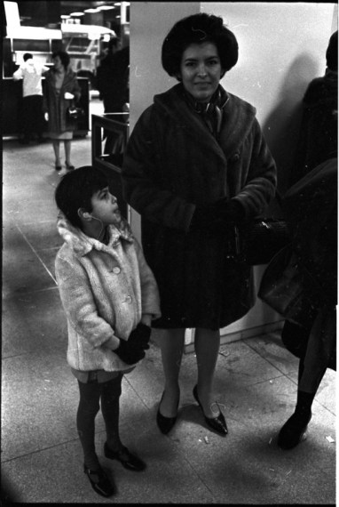 Photo by Norm Betts, Dec. 8, 1968. Clara Thomas Archives & Special Collections, York University Libraries, Toronto Telegram fonds, F0433, ASC34609.