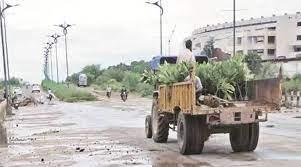 GMADA starts construction of Kharar Mullanpur PR-7 road