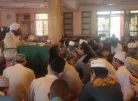 Kajian kitab bersanad oleh Syekh Adnan bin Muhammad bin Isa