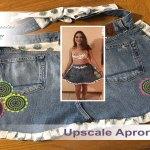 Apron-upcycle