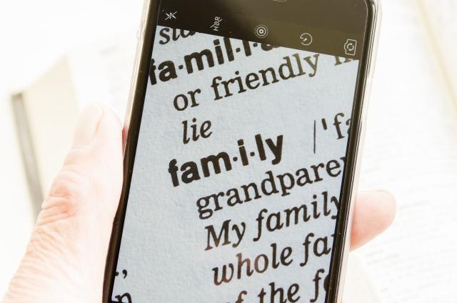 iPhone アイフォン 拡大鏡 虫眼鏡