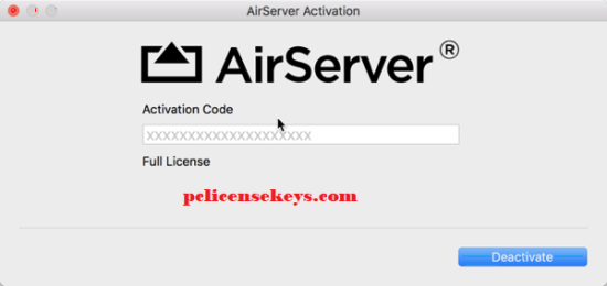 AirServer 7.2.6 Crack With Activation Code 2021 [Mac/Win] Latest Free