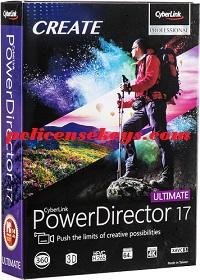 CyberLink PowerDirector 18 Crack With Keygen {Updated} Free Download