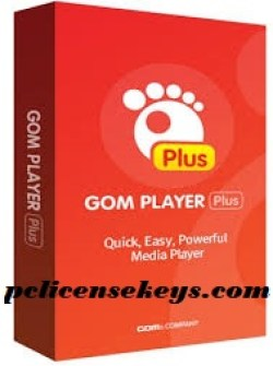 GOM Player Plus 2.3.63.5327 Crack With License Key 2021 Free Download