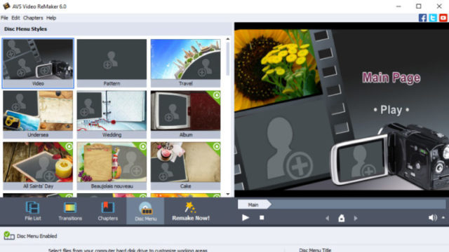 AVS Video ReMaker 6.4.4 Crack With Activation Code Free Download
