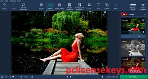 Movavi Photo Editor 6.7.1 Crack With Activation Key 2021 Free Download