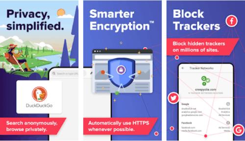 DuckDuckGo Privacy Browser for PC