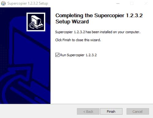 Supercopier for PC