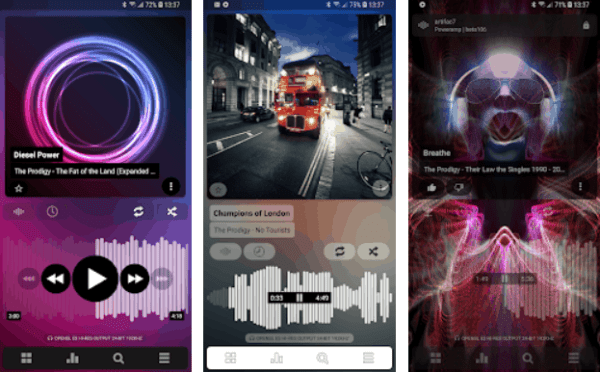 Poweramp Music Player for PC Download