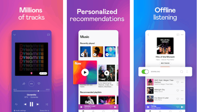 Best Free Music Streaming Apps for Android