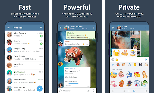 Beste geheime Texting-Apps für Android