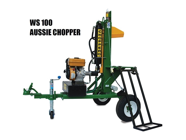 Chopper Splitter Wood