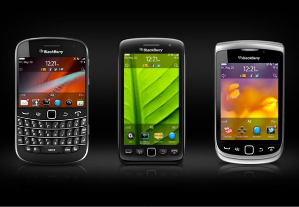 Blackberry To Run Android!
