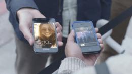 Samsung Galaxy SII vs iPhone 4s