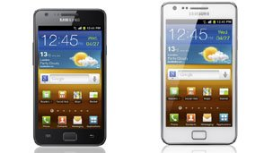 Samsung Galaxy S2 Get's Ice Cream Sandwich