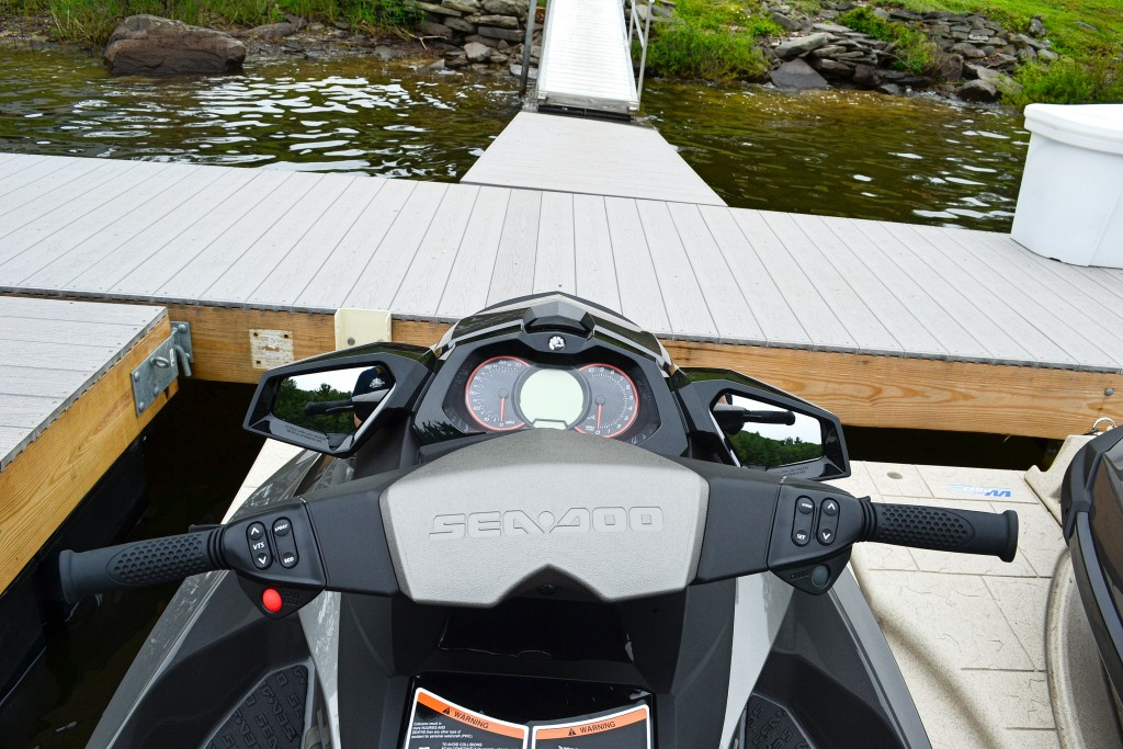 2015 Sea Doo GTI 155 Limited